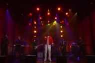 Watch BJ The Chicago Kid Croon &#8220;Woman&#8217;s World&#8221; and &#8220;Turnin&#8217; Me Up&#8221; On <em>Conan</em>