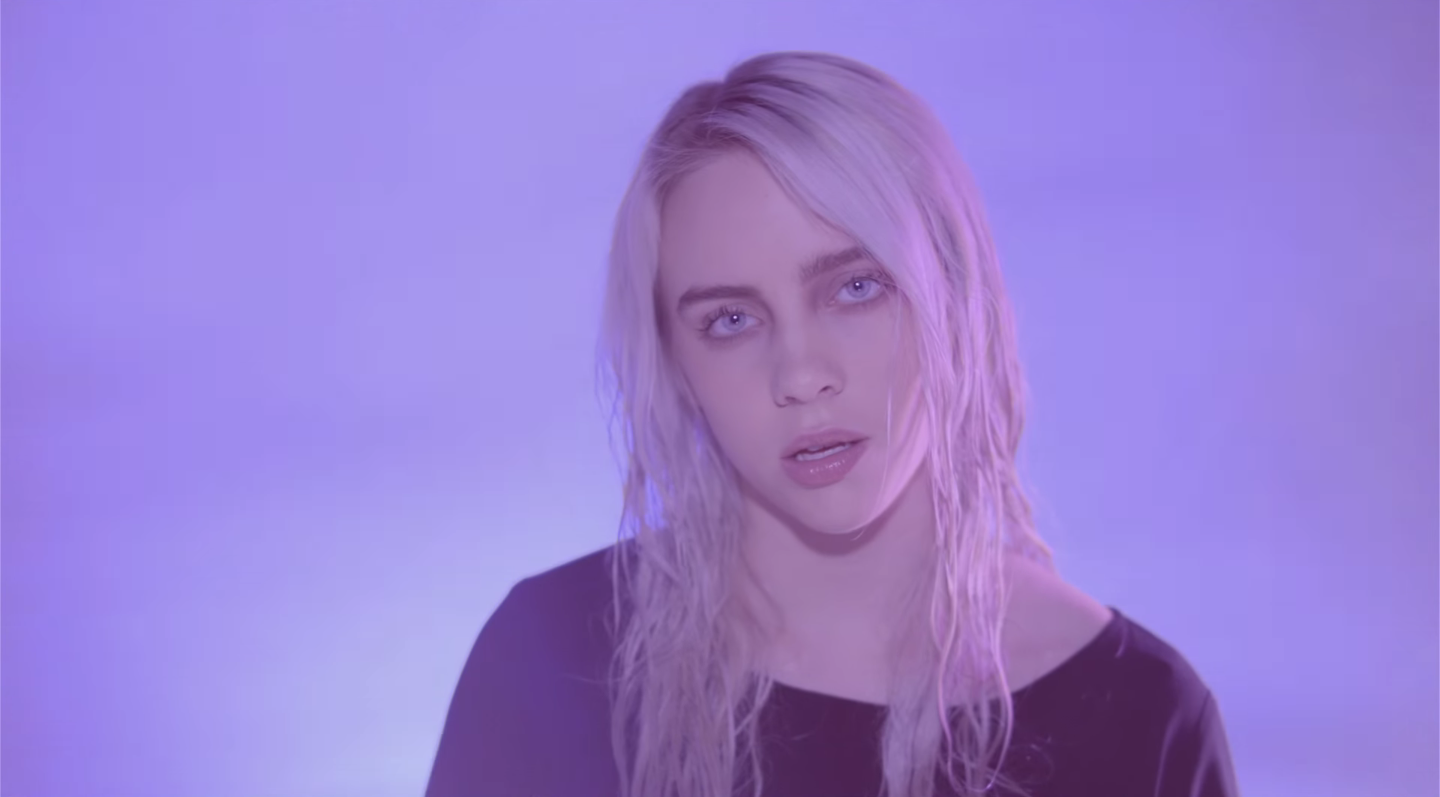 "Billie Eilish – ""Ocean Eyes"" Video (Stereogum Premiere ..."