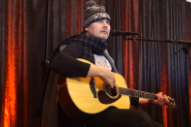 Watch Billy Corgan Debut A New Smashing Pumpkins Song At Acoustic VIP Event