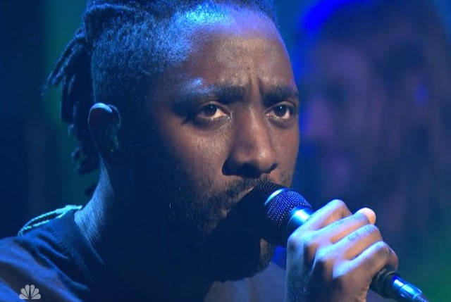Bloc Party on Seth Meyers