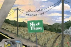 """Frankie Cosmos - """"On The Lips"""""""