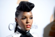 Janelle Monáe Cast In Space Movie <em>Hidden Figures</em>