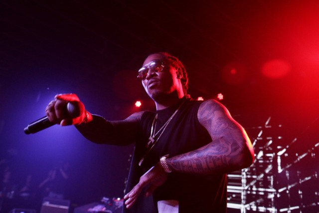 Future Turns SXSW Into A Different Kind Of March Madness