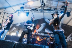 Flatbush Zombies Put The Beast In Beast Coast At SXSW