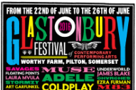 Glastonbury 2016 Lineup