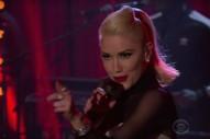 Watch Gwen Stefani Sing &#8220;Make Me Like You&#8221; On <em>James Corden</em>