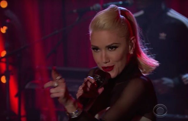 Gwen Stefani on James Corden