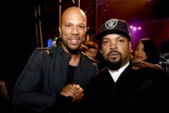 "Ice Cube & Common Squash Ancient Beef On ""Real People"""