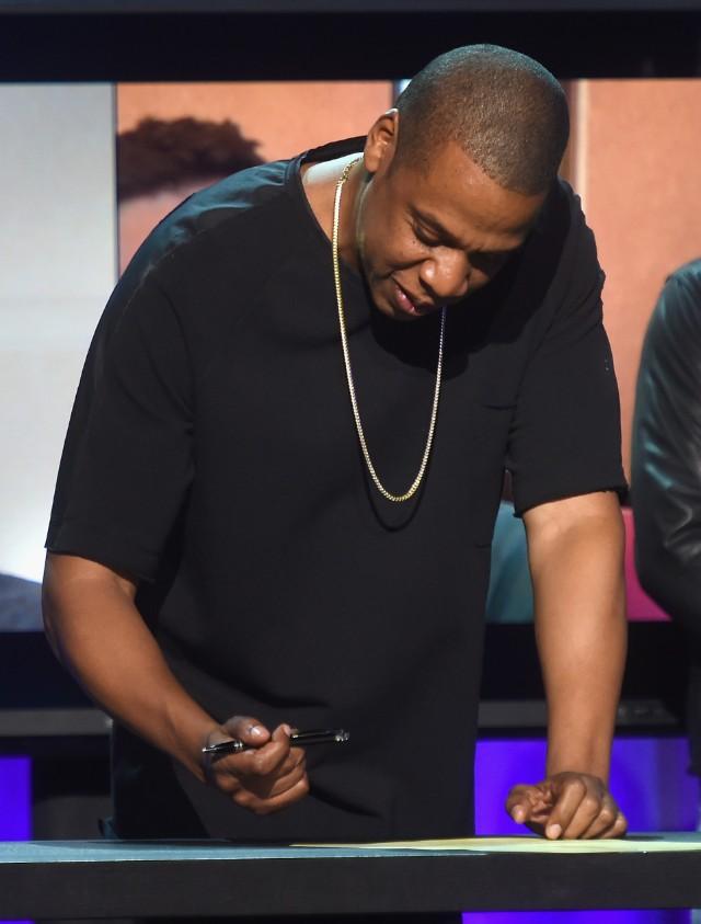 Jay-Z Tidal signing