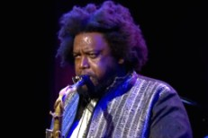 Kamasi Washington on Charlie Rose