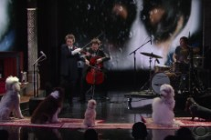 Laurie Anderson on Colbert