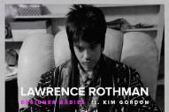 "Lawrence Rothman – ""Designer Babies"" (Feat. Kim Gordon)"