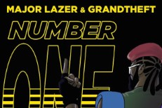 Major Lazer - Number One