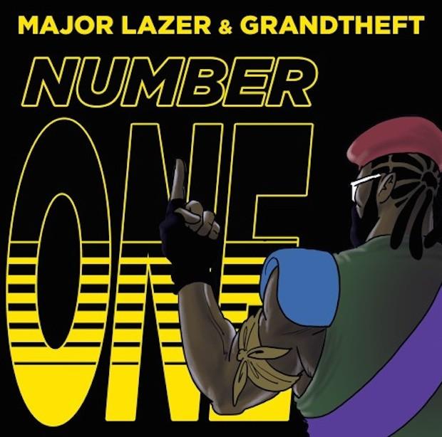 Major Lazer - Number One