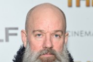 Michael Stipe Will Make His Debut Solo TV Performance On <em>Fallon</em> Next Week