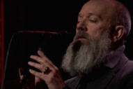 Watch Michael Stipe Sing David Bowie&#8217;s &#8220;The Man Who Sold The World&#8221; On <em>The Tonight Show</em>