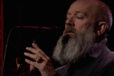 Michael Stipe on Fallon