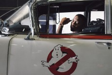 Nas Launches Ghostbusters Clothing Line