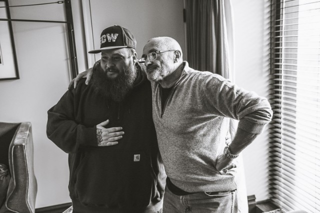 Action Bronson Interviews Phil Collins