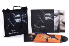Phil Collins Signed Tote
