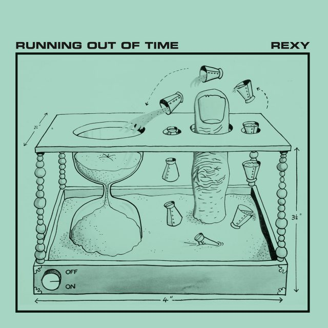Rexy - Running Out Of Time