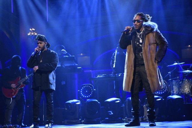 Watch Future Perform With The Weeknd & Jonah Hill On SNL