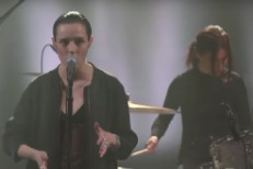 Watch Savages&#8217; Intense &#8220;Adore&#8221; Performance On <em>Colbert</em>