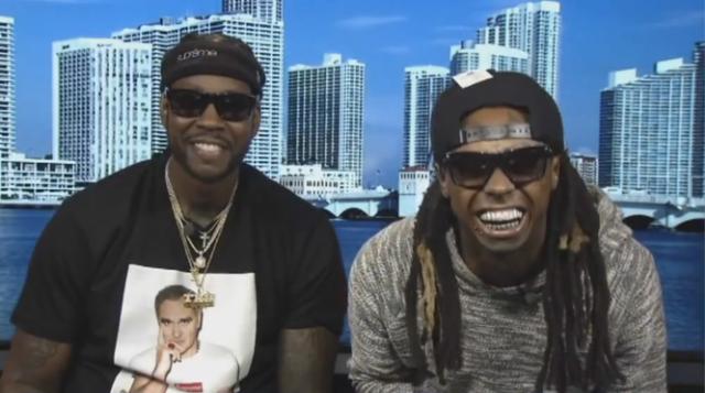 2 Chainz & Lil Wayne