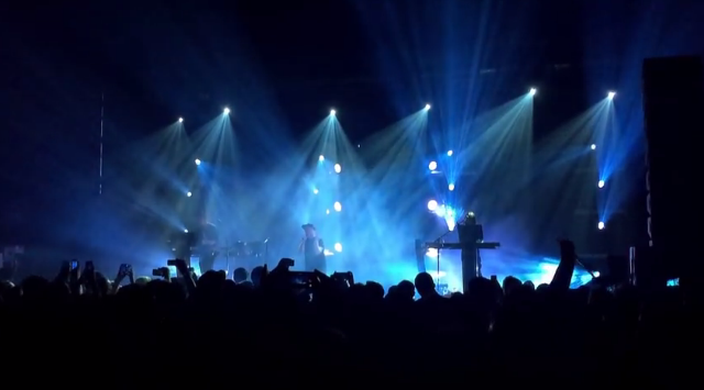 Watch Chvrches Play
