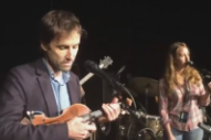 "Watch Margo Price Join Andrew Bird On ""Left Handed Kisses"" In Nashville"