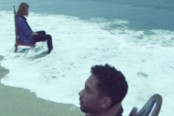"Miguel – ""Waves (Tame Impala Remix)"" Video (Feat. Kevin Parker)"