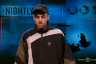 Mac Miller Tells Donald Trump &#8220;I Fucking Hate You&#8221; On <em>The Nightly Show</em>
