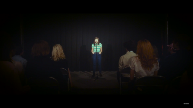 lucy dacus i don t wanna be funny anymore video stereogum. Black Bedroom Furniture Sets. Home Design Ideas