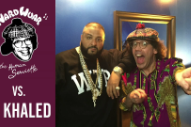 Nardwuar Interviews DJ Khaled