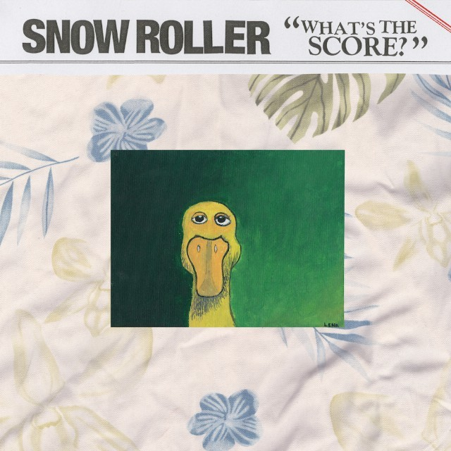 Snow Roller - What's The Score?