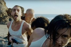 The Last Shadow Puppets - Aviation video