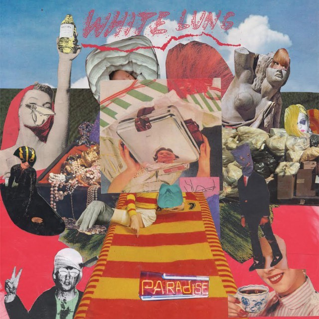 "White Lung - ""Kiss Me When I Bleed"""
