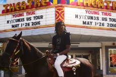 Young Thug Announces <em>Slime Season 3</em> Release With SXSW Funeral Procession