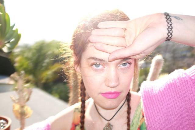 """Anna Wise - """"BitchSlut"""" (Stereogum Premiere)"""