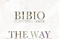 "Bibio – ""The Way You Talk"" (Feat. Gotye)"