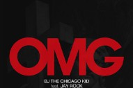 "BJ The Chicago Kid – ""OMG"" (Feat. Jay Rock)"