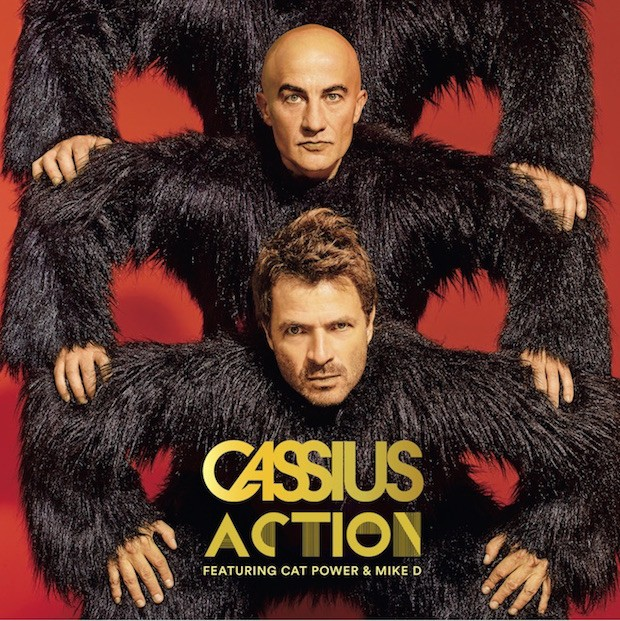 "Cassius - ""Action"" (Feat. Cat Power & Mike D)"