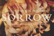 "Colin Stetson – ""Sorrow II (Extract)"""