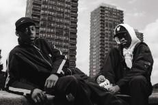 Dizzee Rascal and Wiley