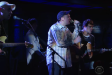Watch DMA's Make Their U.S. Television Debut On Colbert