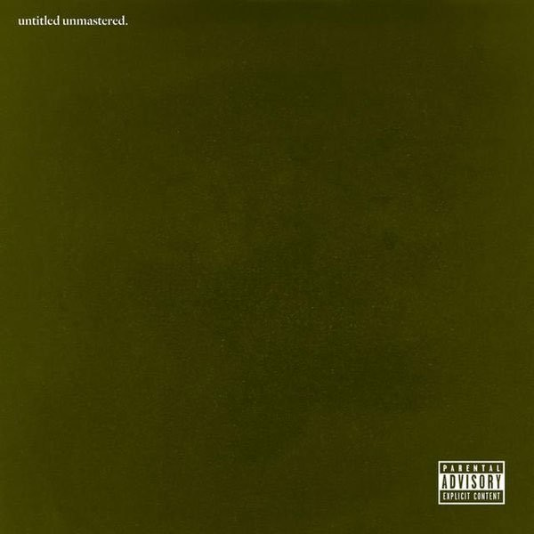 Spotify Leaks Info About Surprise Kendrick Lamar Album unmastered untitled