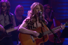 "Watch Margo Price Turn The ""Hands Of Time"" On Conan"