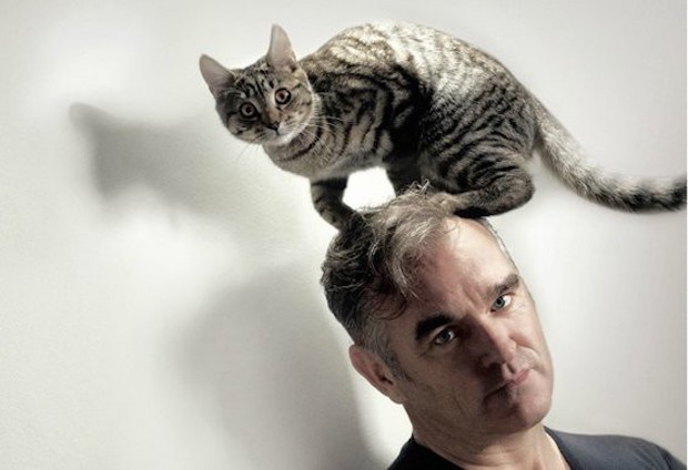 Morrissey Seriously Considering Running For Mayor Of London