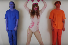 "Nai Harvest - ""Just Like You"" Video (Stereogum Premiere)"