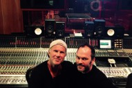 Red Hot Chili Peppers Completing New Album With Nigel Godrich